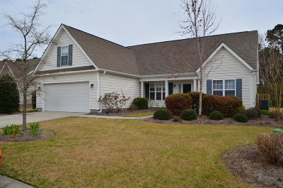 Southport Single Family Home For Sale: 4915 Alamance Drive SE