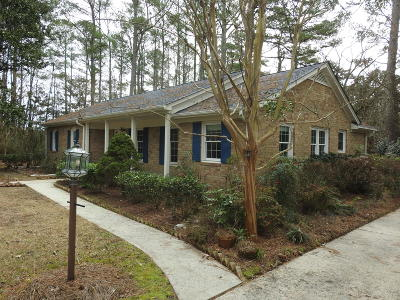 Greenville Single Family Home For Sale: 1509 Dover Circle