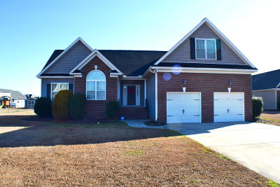 Greenville Single Family Home For Sale: 1329 Whitten Court