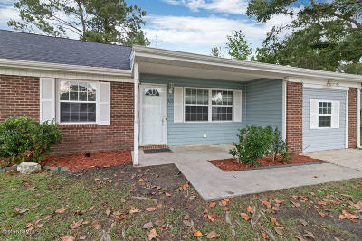 Jacksonville Single Family Home For Sale: 503 Parkway Court