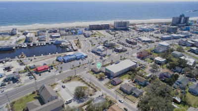 New Hanover County Commercial For Sale: 201-203 Lumberton Avenue