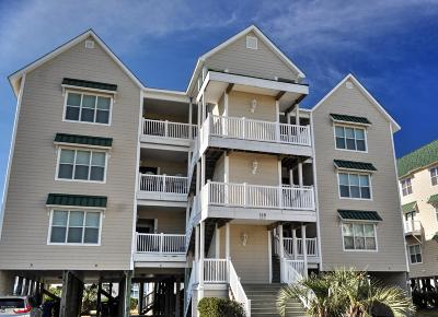 Ocean Isle Beach Condo/Townhouse For Sale: 119 Via Old Sound Boulevard #2