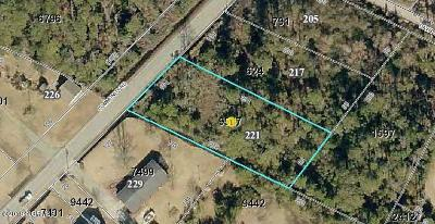 Davis Residential Lots & Land For Sale: 221 Community Road