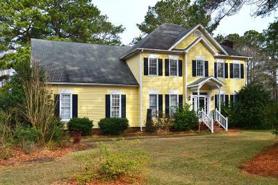 Winterville Single Family Home For Sale: 133 Duke Road