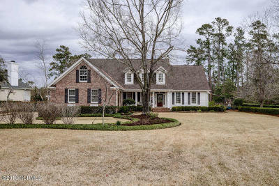 Wilmington Single Family Home Pending: 1605 Softwind Way