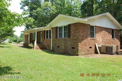 Whiteville Single Family Home For Sale: 115 Elvira Road Road