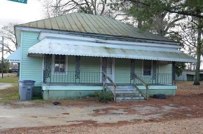 Nash County Single Family Home For Sale: 2923 S Church Street