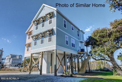 North Topsail Beach, Surf City, Topsail Beach Condo/Townhouse For Sale: 226 Coastal Drive #Unit A