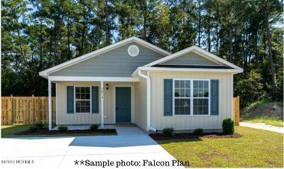 Greenville Single Family Home For Sale: 3621 Ramsey Drive
