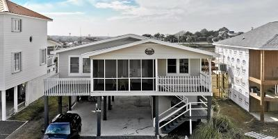 Ocean Isle Beach Single Family Home For Sale: 69 Laurinburg Street