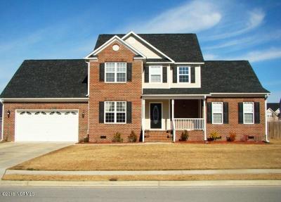 Jacksonville Single Family Home For Sale: 115 Glenburney Drive