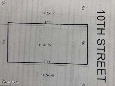 Onslow County Residential Lots & Land For Sale: Lot 12 10th Street