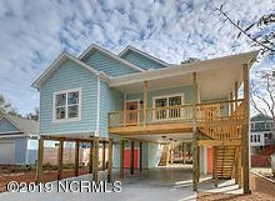 Oak Island NC Single Family Home For Sale: $359,000