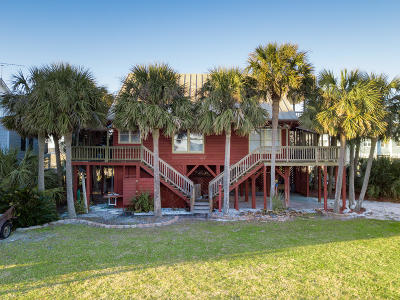 Sunset Beach Single Family Home For Sale: 404 19th Street