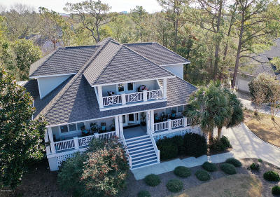 Emerald Isle Single Family Home For Sale: 225 Windjammer E