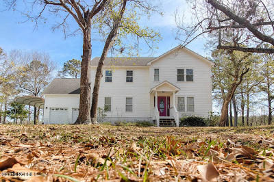 Cape Carteret Single Family Home For Sale: 146 Hunting Bay Drive