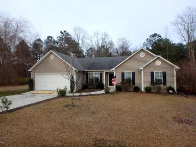 Richlands Single Family Home For Sale: 407 Seahawk Court