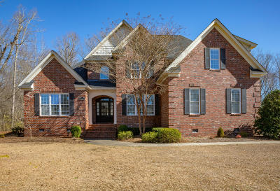 Winterville Single Family Home For Sale: 4337 Lagan Circle