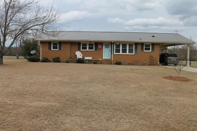 Whiteville Single Family Home For Sale: 263 Gaston Sellers Road