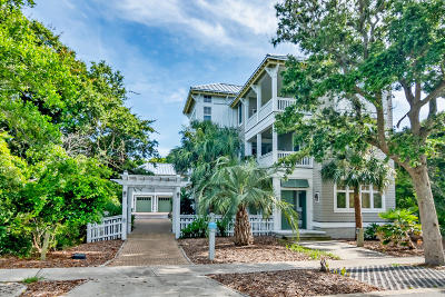 Bald Head Island Single Family Home For Sale: 720 Federal Road