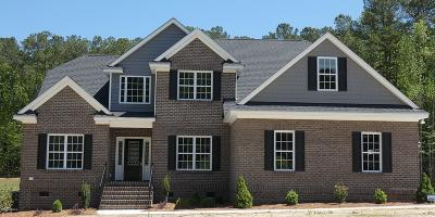 Rocky Mount NC Single Family Home For Sale: $329,900