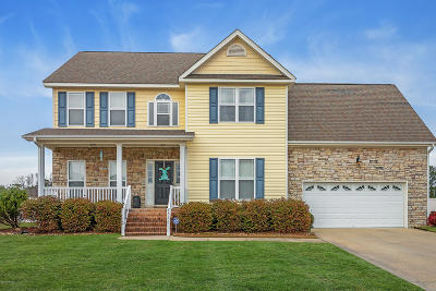 Greenville NC Single Family Home For Sale: $237,900