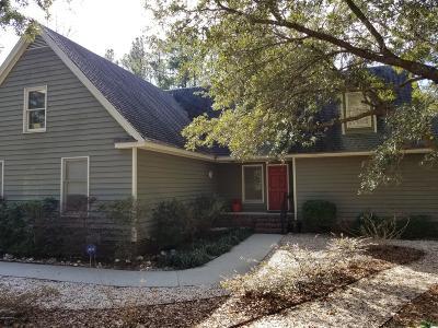 Wilmington Single Family Home For Sale: 5104 Marina Club Drive