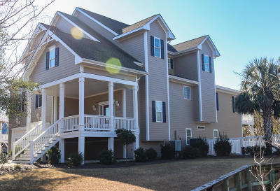 Emerald Isle Single Family Home For Sale: 205 Aberlady Bay