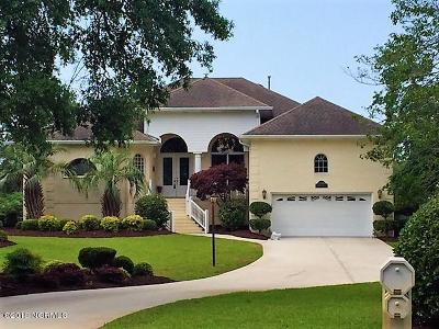 Single Family Home For Sale: 3299 Channelside Drive SW