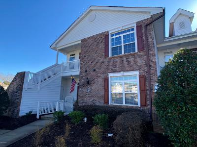 Brunswick Plantation Condo/Townhouse For Sale: 8855 Radcliff Drive NW #1d