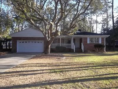 Pine Knoll Shores Single Family Home For Sale: 103 Birch Court
