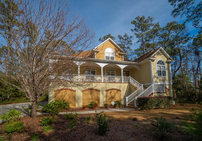Southport Single Family Home For Sale: 659 Carolina Bay Court