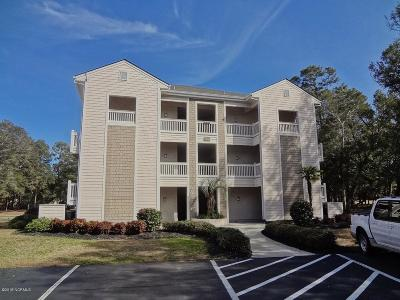Sunset Beach Condo/Townhouse Pending: 235 Kings Trail #2102