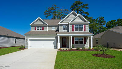 Carolina Shores Single Family Home For Sale: 140 Calabash Lakes Boulevard #Lot 1703