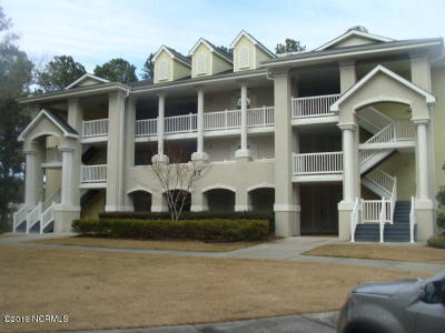 Brunswick Plantation Condo/Townhouse For Sale: 330 S Middleton Drive NW #1706