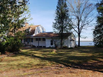 New Bern Single Family Home For Sale: 101 Halls Bluff Lane