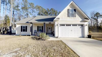 Swansboro Single Family Home For Sale: 114 Silver Lake Court
