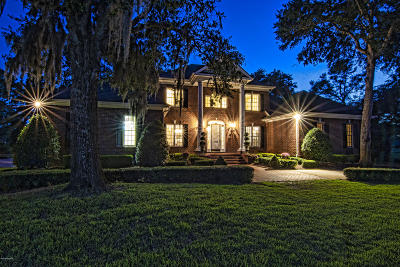Wilmington Single Family Home For Sale: 1332 Landfall Drive