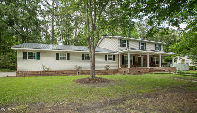 Whiteville Single Family Home For Sale: 210 High Street