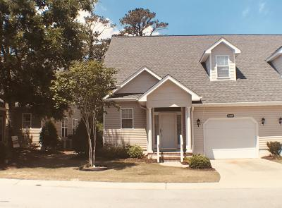 Morehead City Condo/Townhouse For Sale: 528 Village Green Drive #B