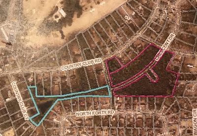 Morehead City Residential Lots & Land For Sale: 3211 Country Club Court