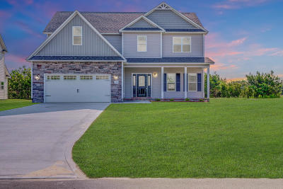 Swansboro Single Family Home For Sale: 108 Heron Watch Drive
