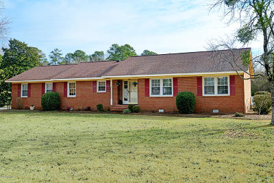 Winterville Single Family Home For Sale: 4407 Frog Level Rd