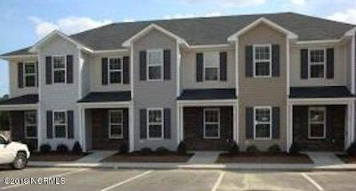 Havelock NC Condo/Townhouse For Sale: $106,500