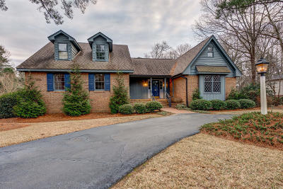 Nash County Single Family Home For Sale: 3501 Mansfield Drive