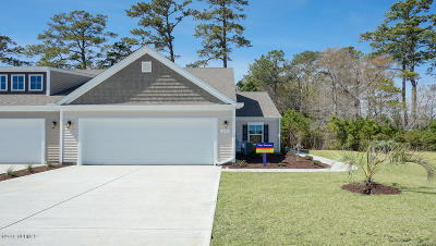 Carolina Shores Condo/Townhouse For Sale: 1913 Coleman Lake Drive #504b
