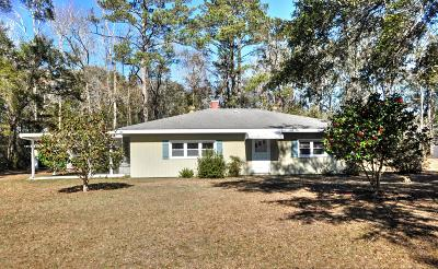 Shallotte Single Family Home For Sale: 3848 Bill Holden Road SW