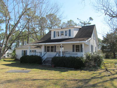 Beaufort Single Family Home For Sale: 306 Straits Road