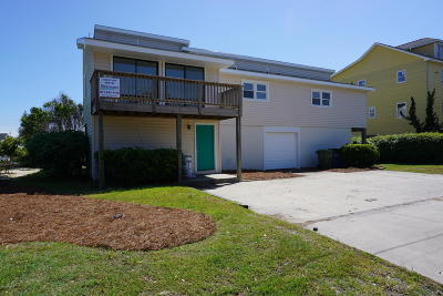 Emerald Isle Single Family Home For Sale: 5711 Beach View Lane