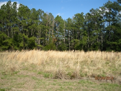 Beaufort Residential Lots & Land For Sale: 211 Ida Bell Lane
